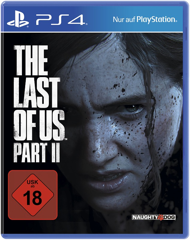 The Last of Us - Part II Playstation 4 Bild
