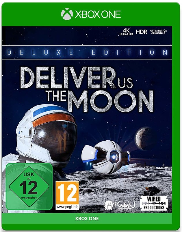Deliver Us The Moon (Deluxe Edition) XBox One Bild