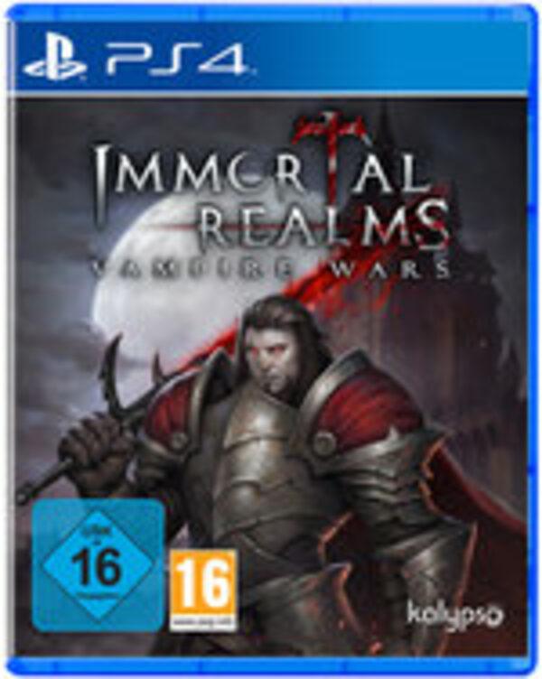 Immortal Realms: Vampire Wars Playstation 4 Bild