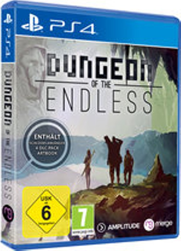 Dungeon of the Endless Playstation 4 Bild
