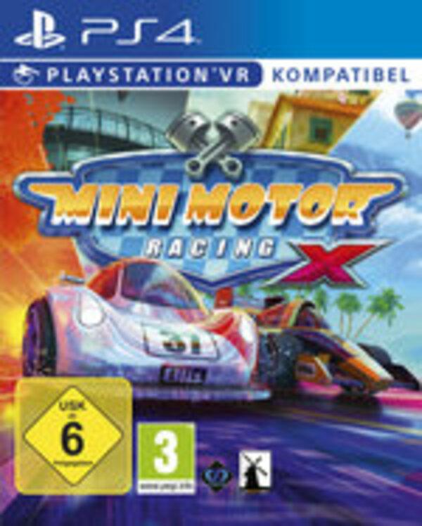 Mini Motor Racing X Playstation 4 Bild