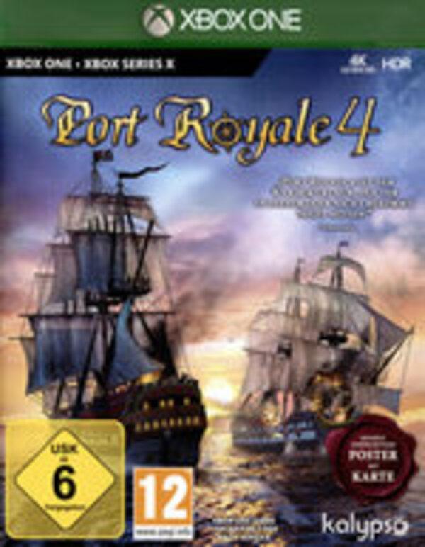 Port Royale 4 XBox One Bild
