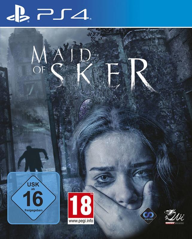 Maid of Sker Playstation 4 Bild