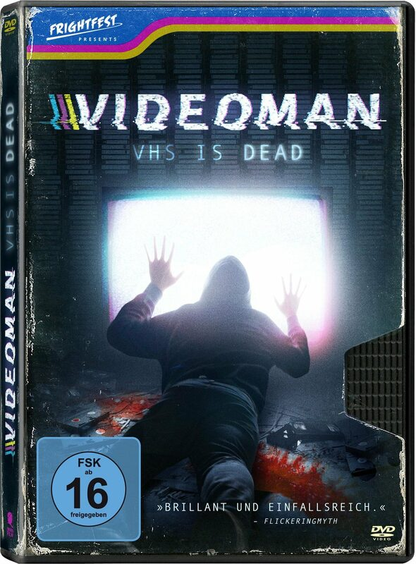 Videoman - VHS is dead DVD Bild