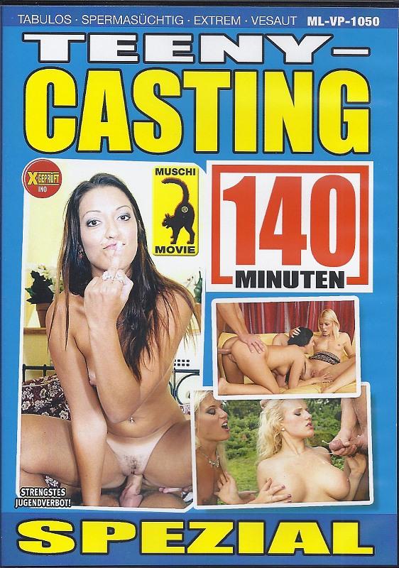 Teeny-Casting Spezial DVD Bild