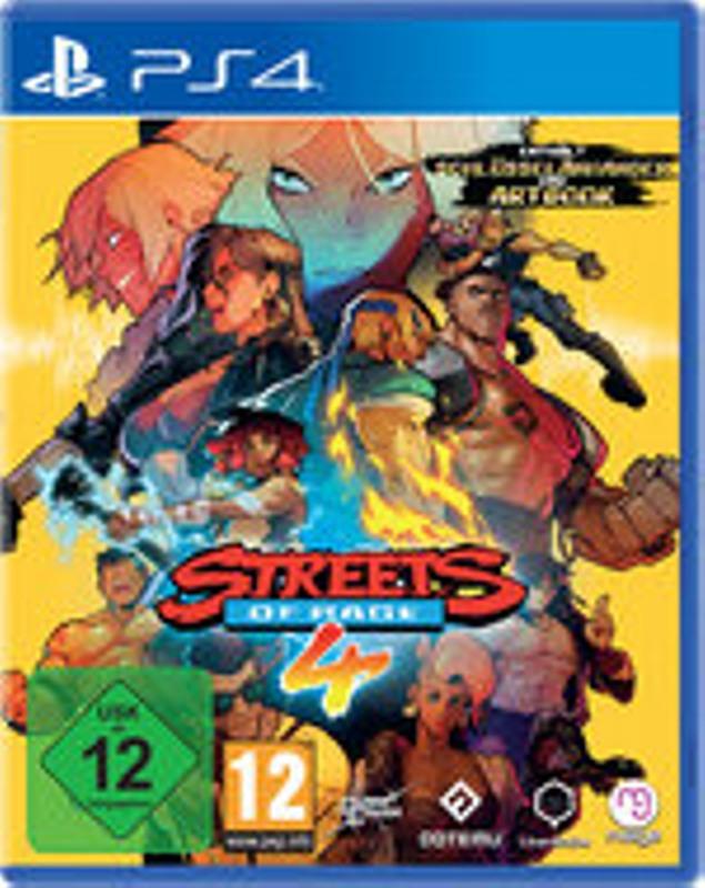 Streets of Rage 4 Playstation 4 Bild