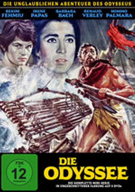 Die Odyssee DVD Bild