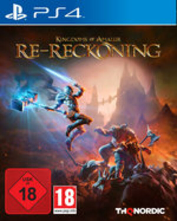 Kingdoms of Amalur: Re-Reckoning Playstation 4 Bild