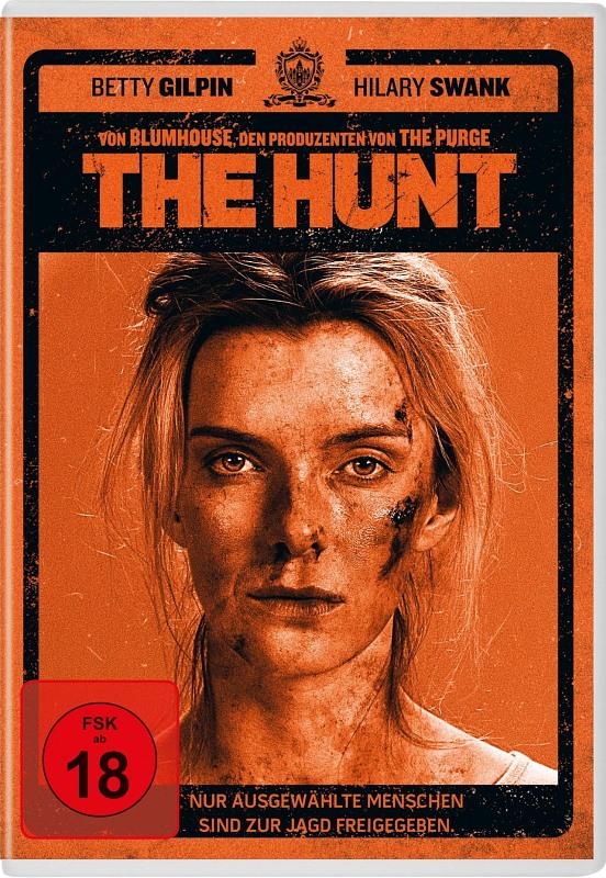 The Hunt DVD Bild