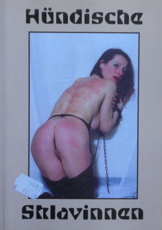 Hündische Sklavinnen Buch Bild