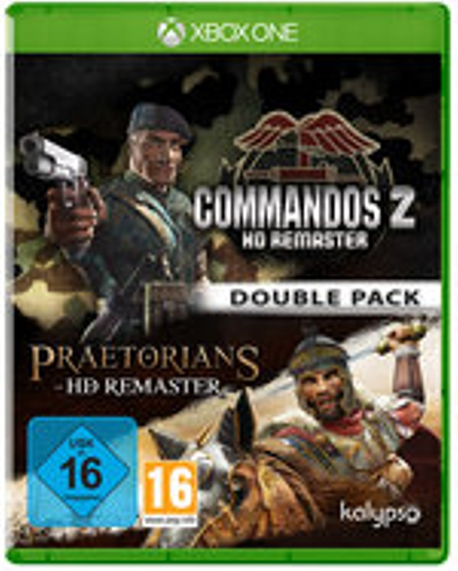 Commandos 2 + Praetorians HD Remaster (Double Pa XBox One Bild