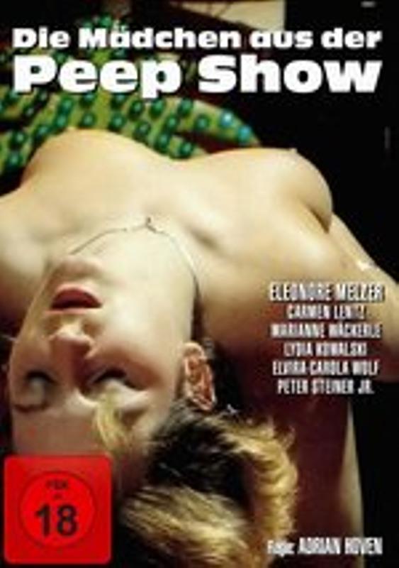Die Mädchen aus der Peepshow DVD Bild