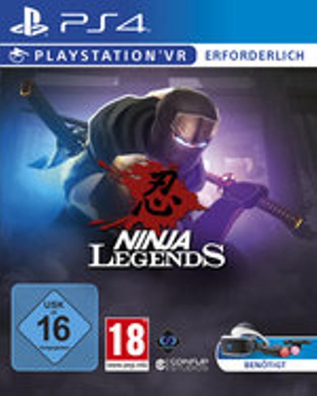 Ninja Legends (PlayStation VR) Playstation 4 Bild