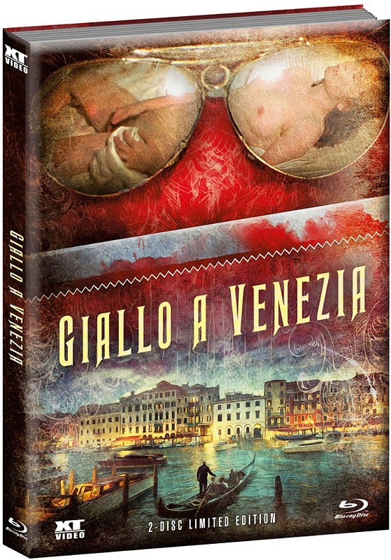 Giallo a Venezia (wattiertes LE Mediabook) Blu-ray Bild