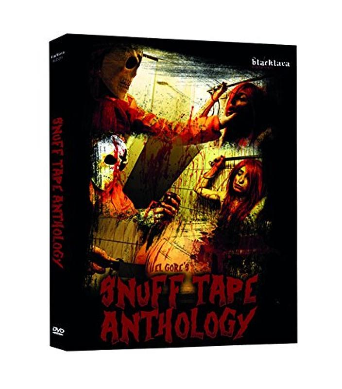 El Gore's Snuff Tape Anthology - Uncut DVD Bild