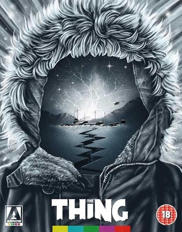 The Thing UK Blu-ray Bild
