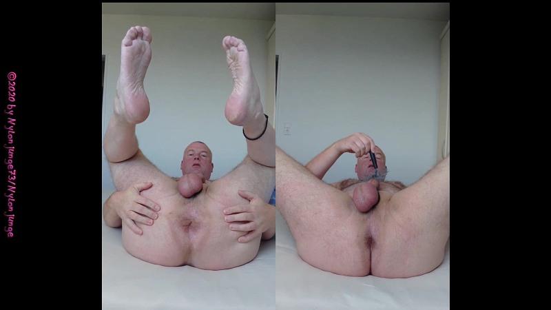 Geiler FUN mit dem Cockring 1 Gay Download Bild