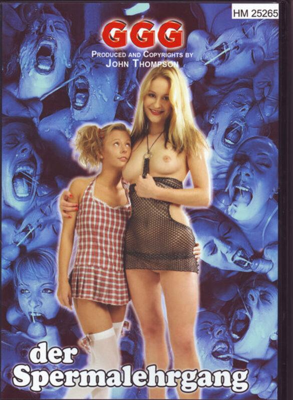 Der Spermalehrgang DVD Bild