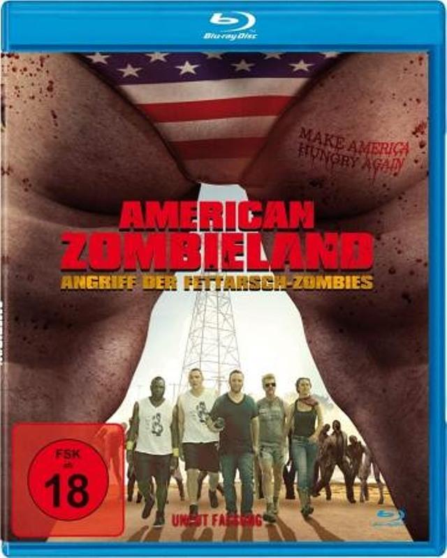 American Zombieland - Angriff der Fettarsch-Zombies Blu-ray Bild