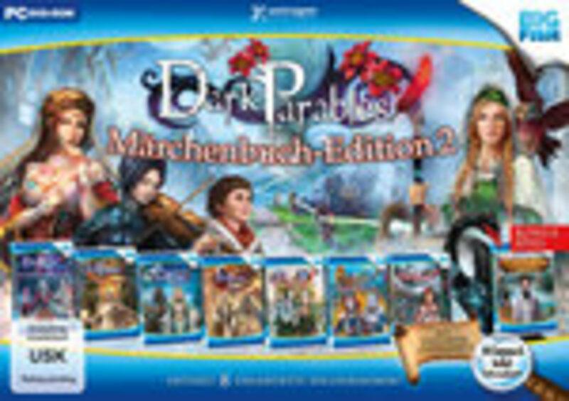 Dark Parables - Märchenbuch-Edition 2 PC Bild