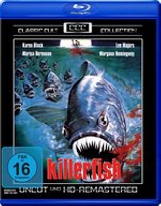 Killerfish Blu-ray Bild