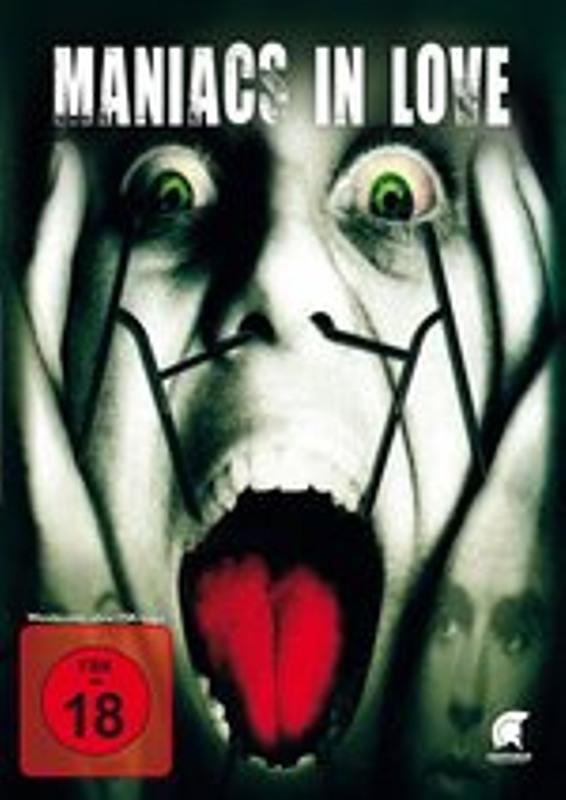 Maniacs in Love DVD Bild
