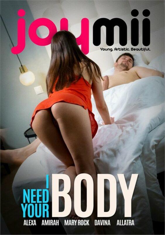 I Need Your Body DVD Bild