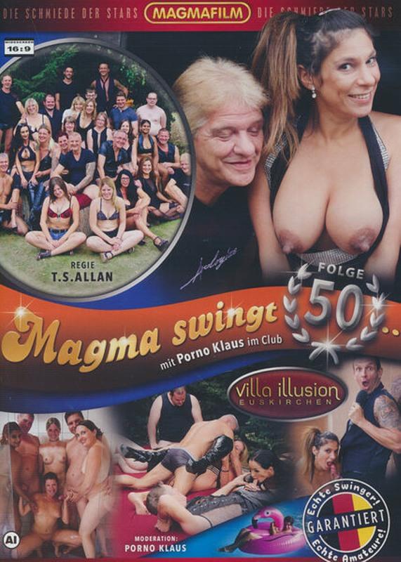 Magma swingt in Club Villa Illusion #50 DVD Bild
