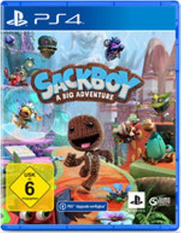 Sackboy - A Big Adventure Playstation 4 Bild