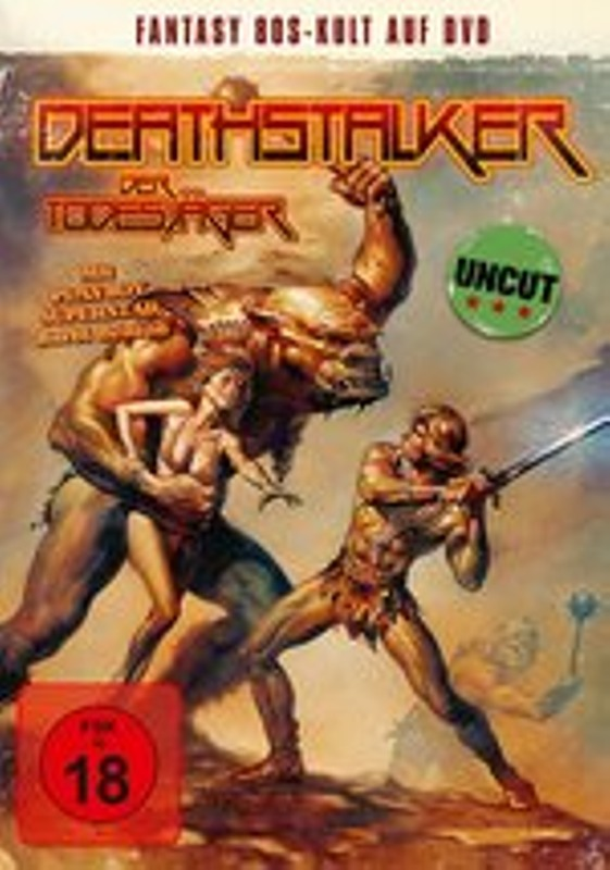 Deathstalker - Der Todesjäger DVD Bild