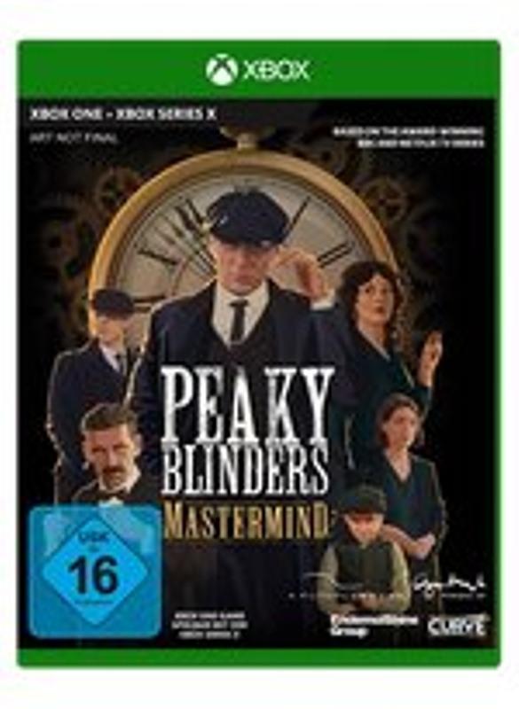 Peaky Blinders: Mastermind XBox One Bild