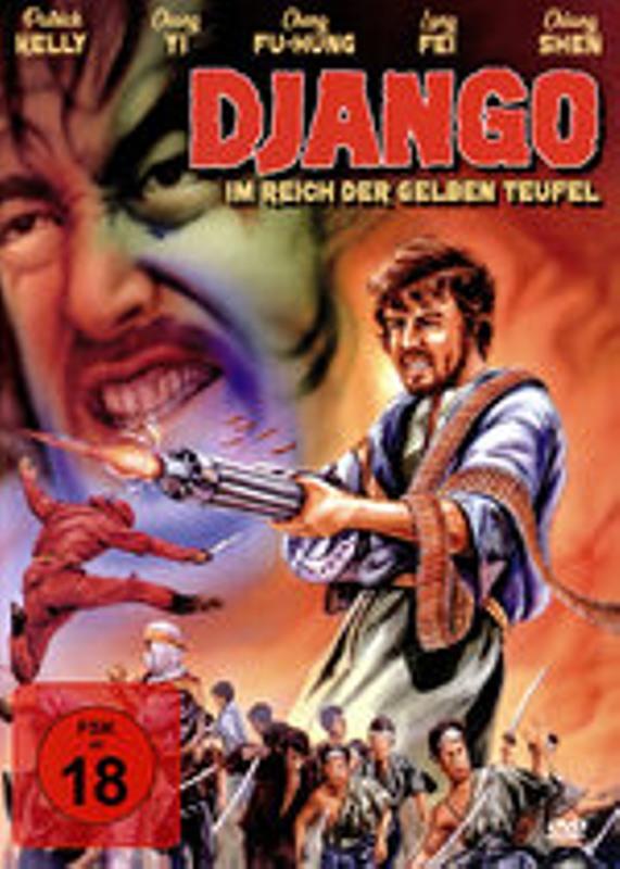 Django im Reich der gelben Teufel DVD Bild