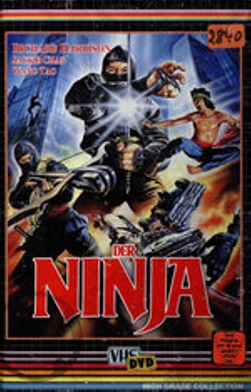 Der Ninja DVD Bild