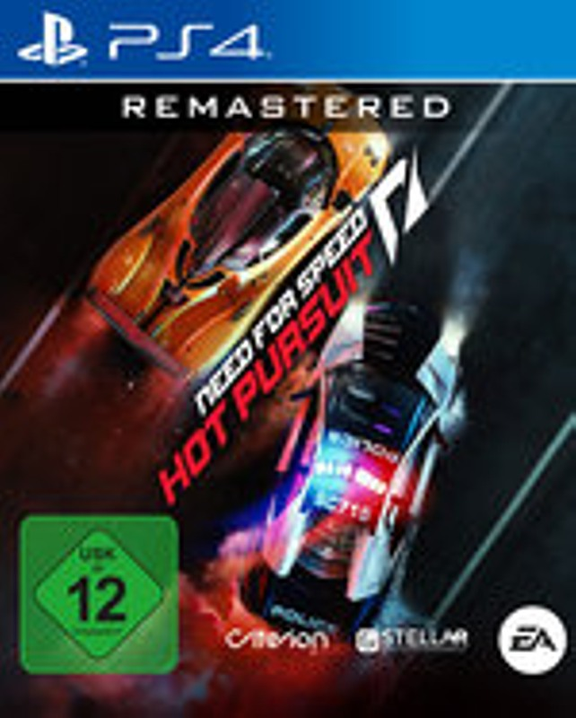 Need for Speed - Hot Pursuit Remastered Playstation 4 Bild