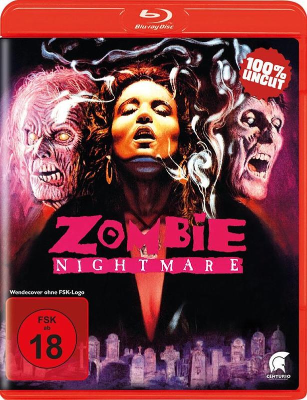 Zombie Nightmare Blu-ray Bild
