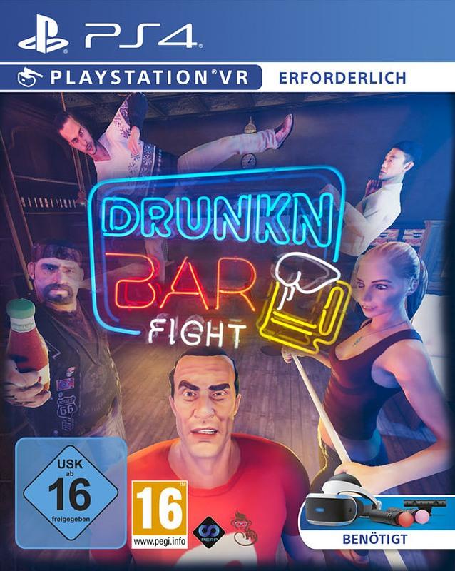 Drunkn Bar Fight (PlayStation VR) Playstation 4 Bild