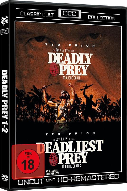 Deadly Prey 1-2 DVD Bild
