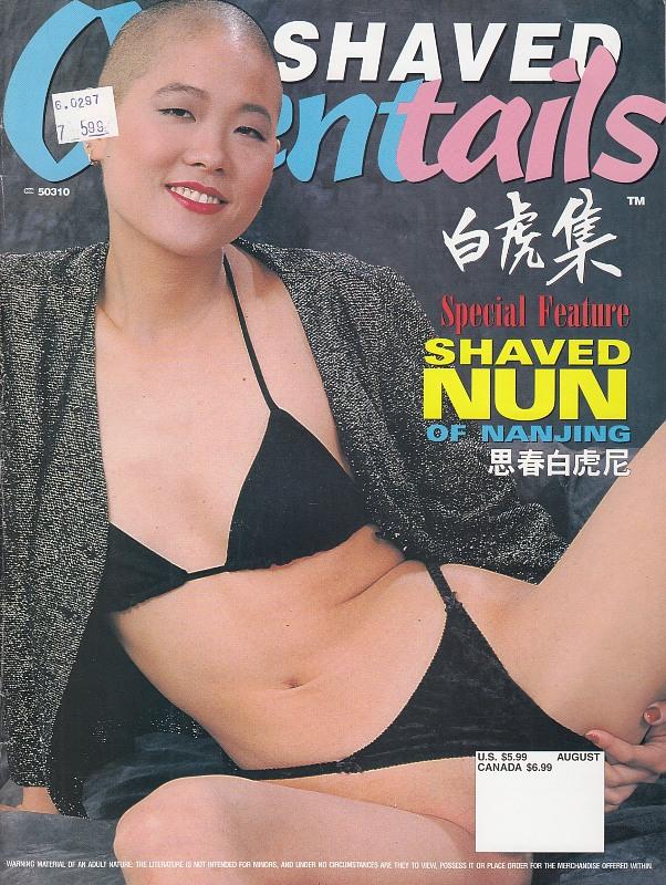 Shaved Orientails V4 N4 Magazin Bild