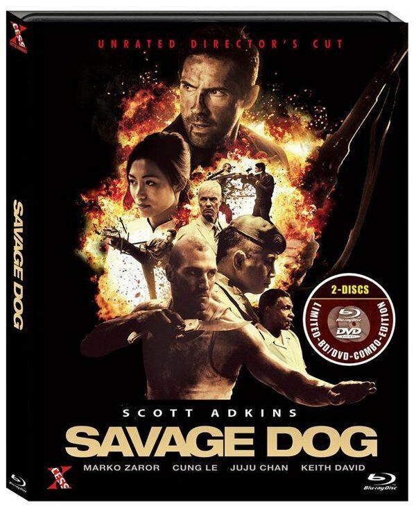 Savage Dog Blu-ray Bild