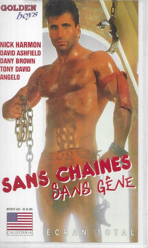 Sans Chaines Gay VHS-Video Bild