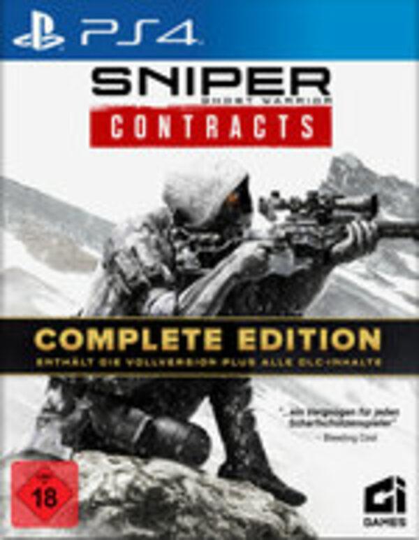 Sniper: Ghost Warrior Contracts (Complete Editio Playstation 4 Bild