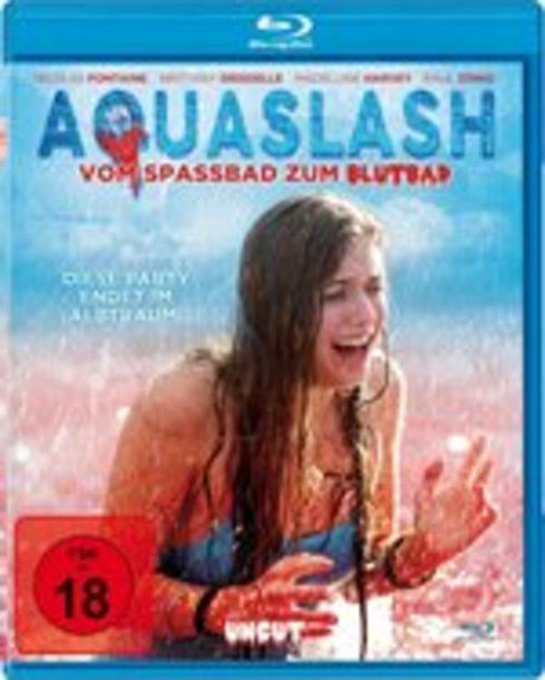 Aquaslash - Vom Spassbad zum Blutbad Blu-ray Bild