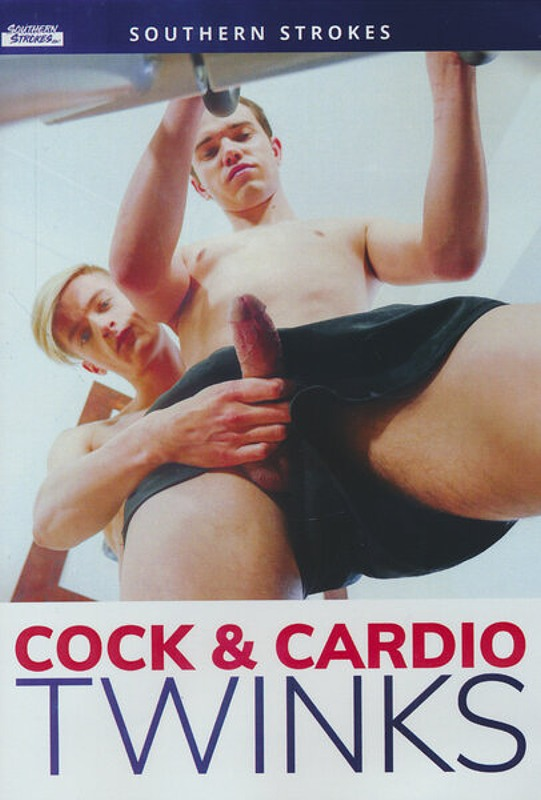 Cock & Cardio Twinks Gay DVD Bild