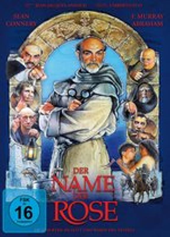 Der Name der Rose Blu-ray Bild