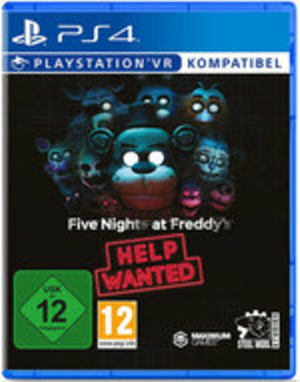 Five Nights at Freddys - Help Wanted Playstation 4 Bild