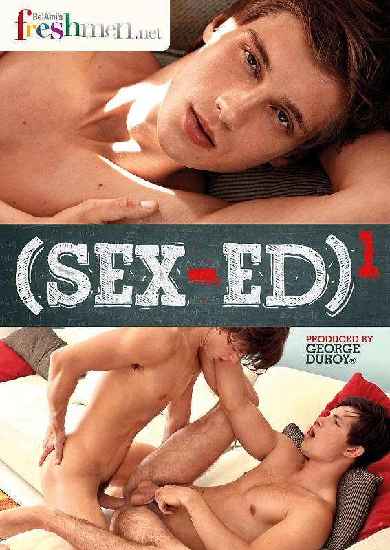 Sex-Ed Gay DVD Bild