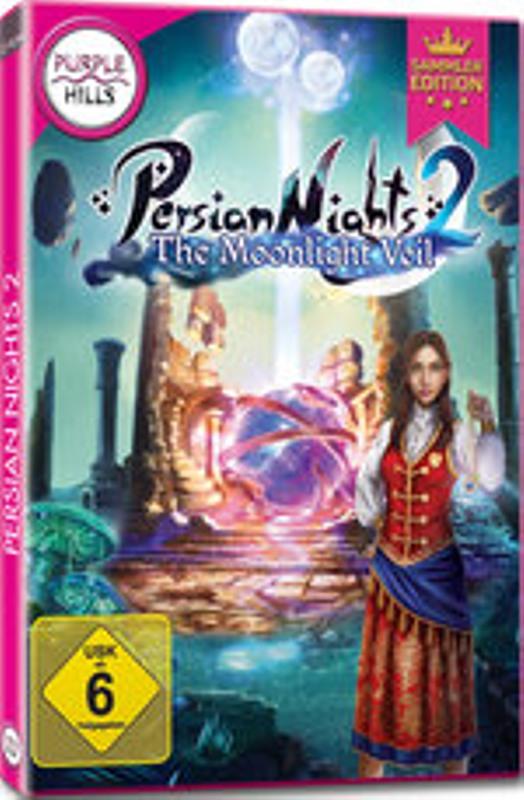 Purple Hills - Persian Nights 2 – Schleier des M PC Bild