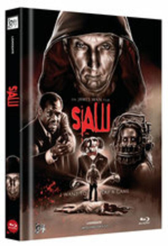 Saw Blu-ray Bild