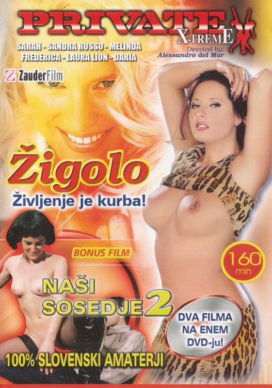 Žigolo + Nasi Sosedje Št. 2 DVD Bild