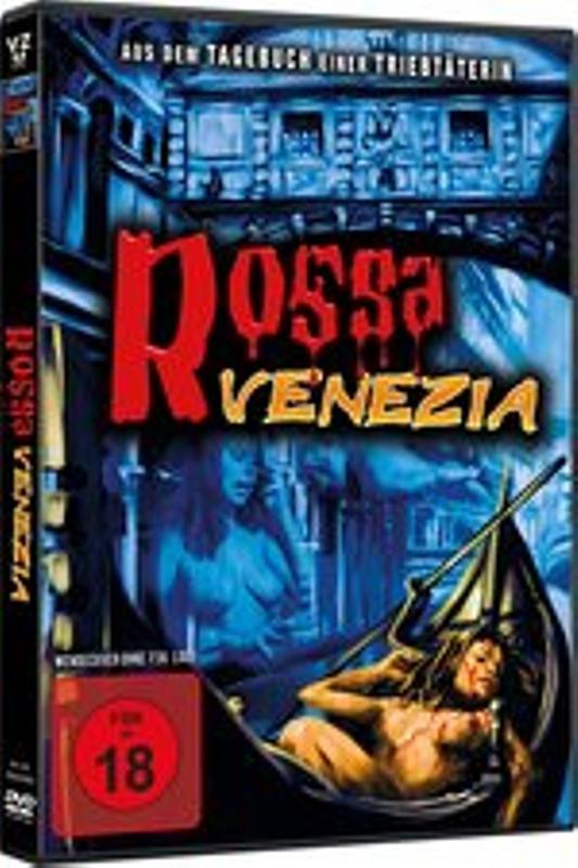 Rossa Venezia - Aus dem Tagebuch einer Triebtäte DVD Bild